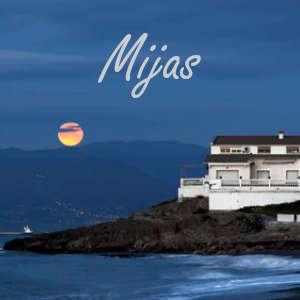 Viviendas y apartamentos en Mijas