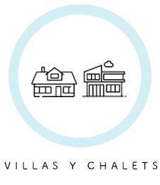 villas y chalets en mijas